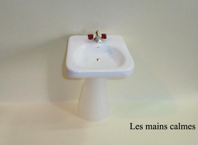 Voir le sujet lavabo suspendu for Peindre une baignoire en email